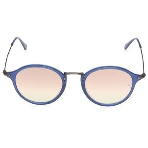 Ray-Ban Round Sunglasses (Blue)